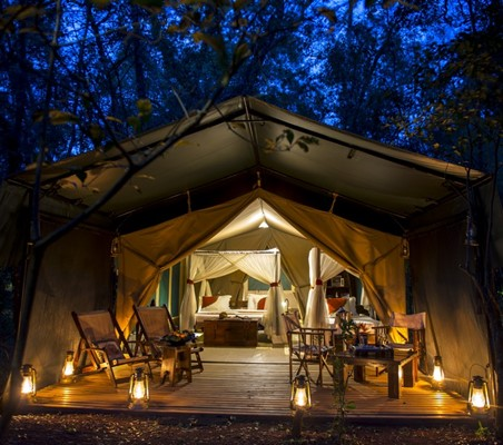 Mara Bush Camp Tent 2