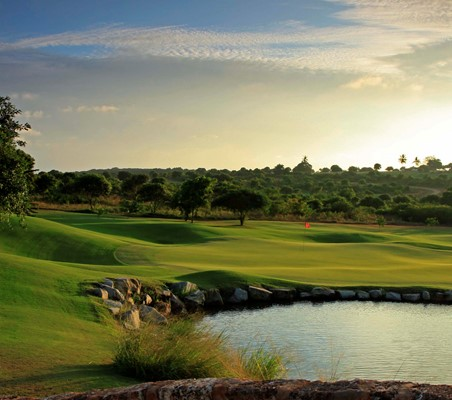 Baobab Course Signature Hole 161
